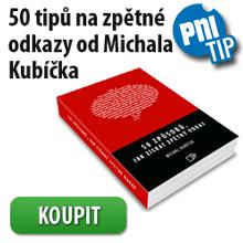 Koupit knihu 50 způsobů jak získat zpětný odkaz