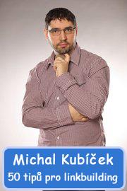 Michal Kubíček - 50 tipů pro linkbuilding