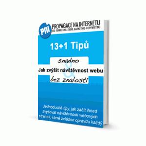 13 + 1 Tipů jak zvýšit návštěvnost webu
