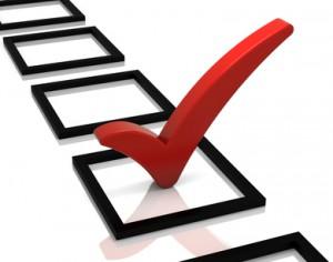 Checklist pro Kvalitně Vytvořené Webové Stránky
