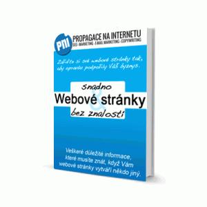 Webové stránky snadno a bez znalostí
